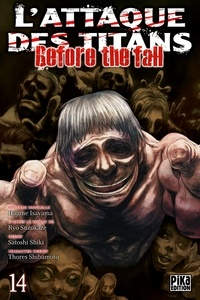 ATTACK ON TITAN -  (V.F.) -  BEFORE THE FALL 14