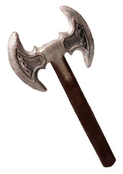 AXES -  JORMUNGANDR VIKING AXE (LATEX) (16