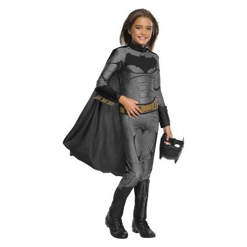 BATMAN -  BATMAN COSTUME (CHILD) -  JUSTICE LEAGUE