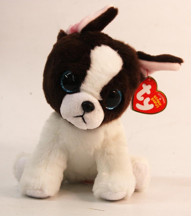 BEANIE BABIES - PORTIA TERRIER DOG (6
