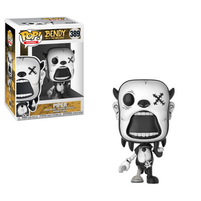 BENDY AND THE INK MACHINE -  POP! VINYL FIGURE OF PIPER (4 INCH) 389