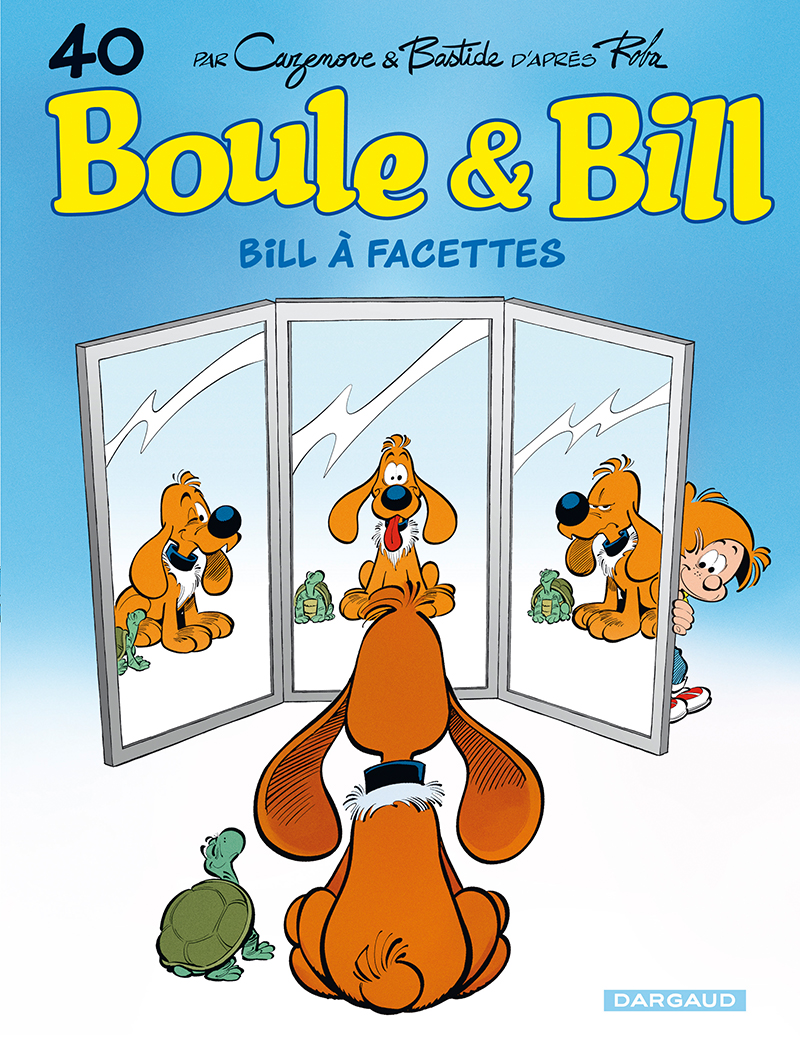 BILLY AND BUDDY -  BILL À FACETTES 40