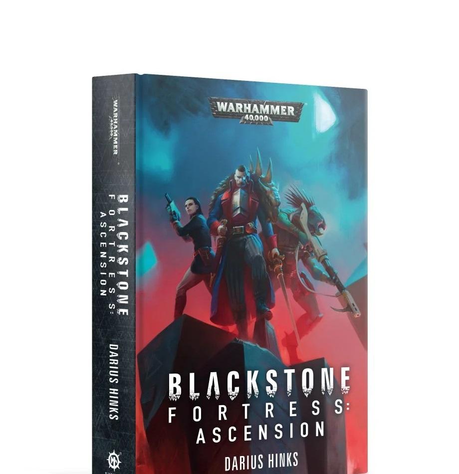 Blackstone Fortress Ascension English Warhammer 40k Books