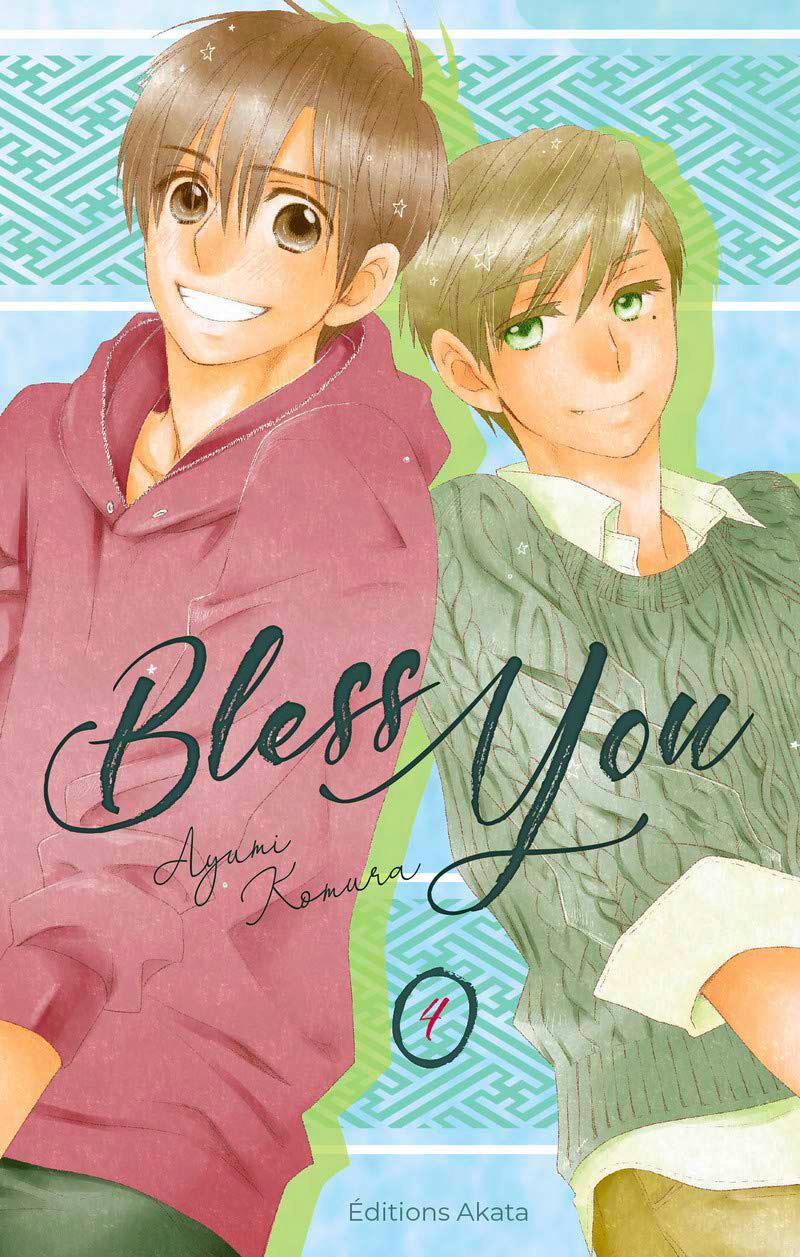 BLESS YOU -  (FRENCH V.) 04