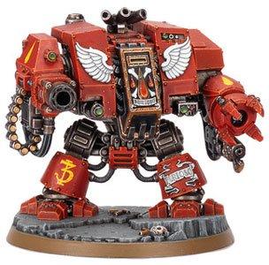 Blood Angels Furioso Dreadnought Librarian Dreadnought Death Company Dreadnough Warhammer 40k Figures