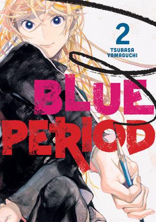 BLUE PERIOD -  (ENGLISH V.) 02