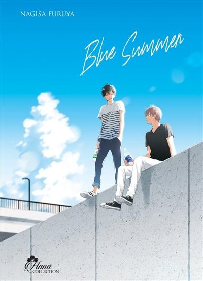 BLUE SUMMER -  (FRENCH V.) 01