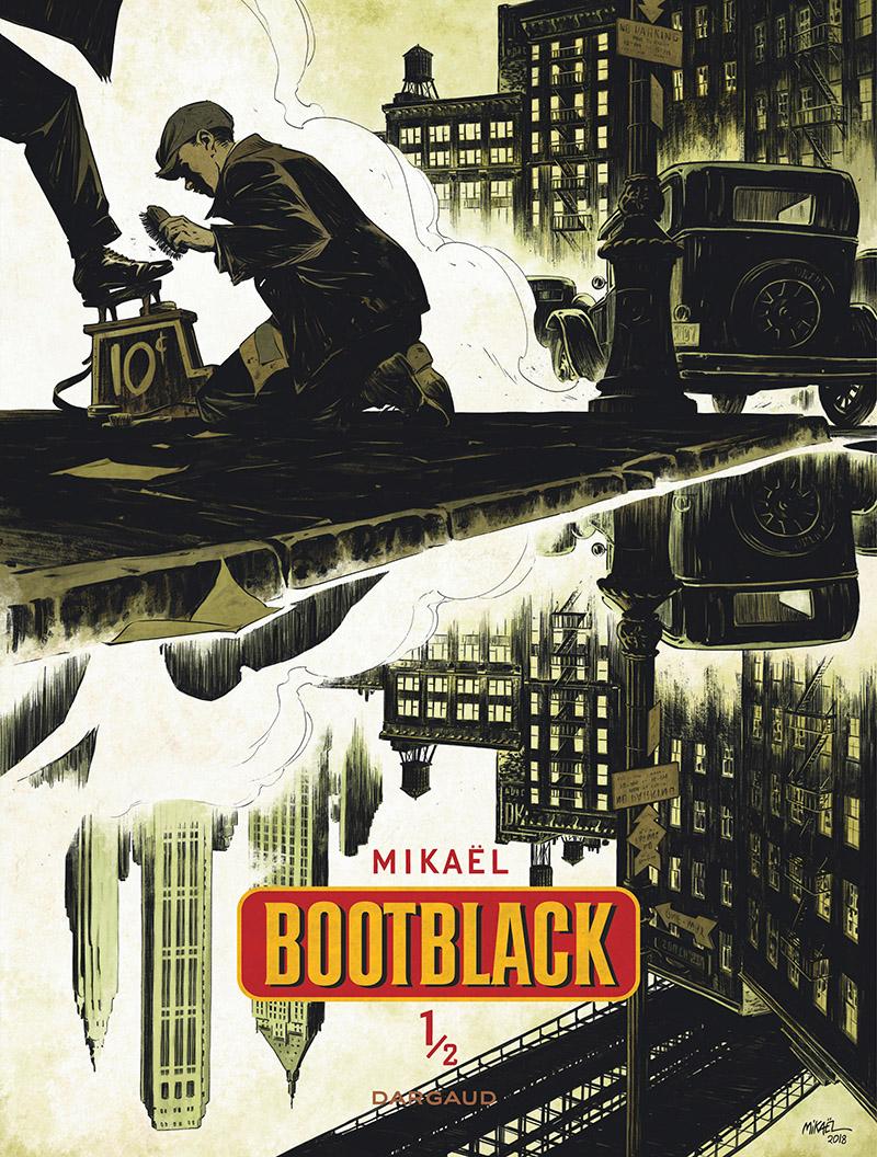 BOOTBLACK -  EDITION COLLECTOR 01