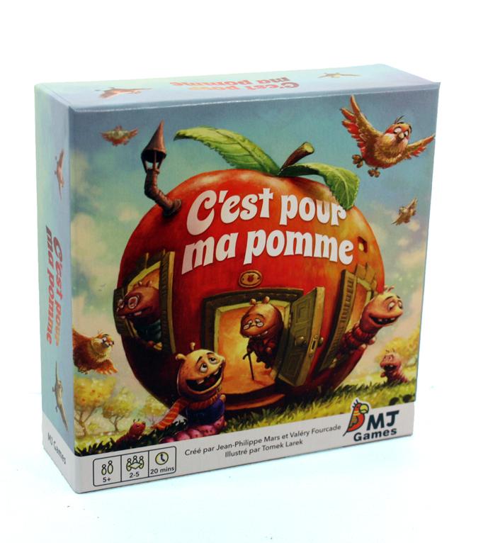 C'EST POUR MA POMME (FRENCH)