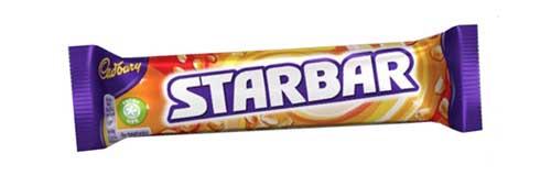 CADBURY -  STARBAR (49G)