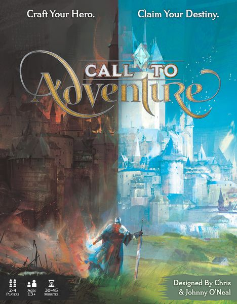 CALL TO ADVENTURE (ENGLISH)