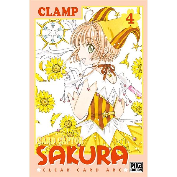 CARD CAPTOR SAKURA -  CLEAR CARD ARC (V.F.) 04