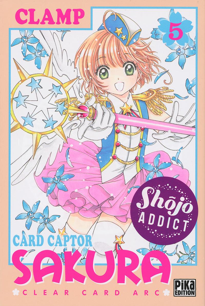 CARD CAPTOR SAKURA -  (FRENCH V.) -  CLEAR CARD ARC 05