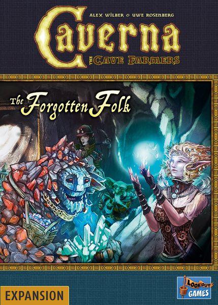 CAVERNA : THE CAVE FARMERS -  THE FORGOTTEN FOLK (ENGLISH)
