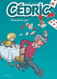 CEDRIC -  C'EST PAS DU JEU ! 32