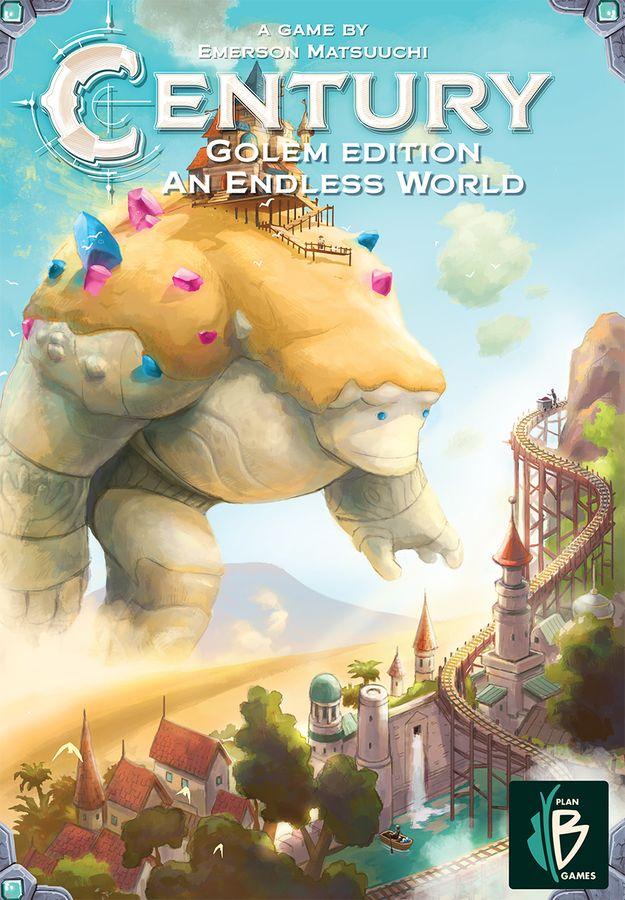 CENTURY : GOLEM EDITION -  AN ENDLESS WORLD (MULTILINGUAL)