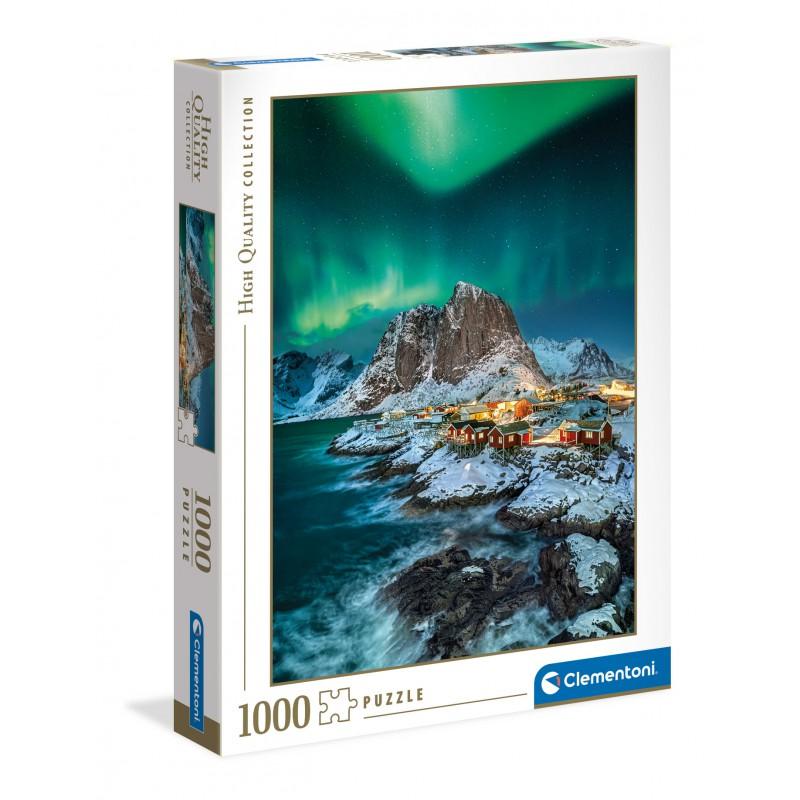 CLEMENTONI -  LOFOTEN ISLANDS (1000 PIECES)