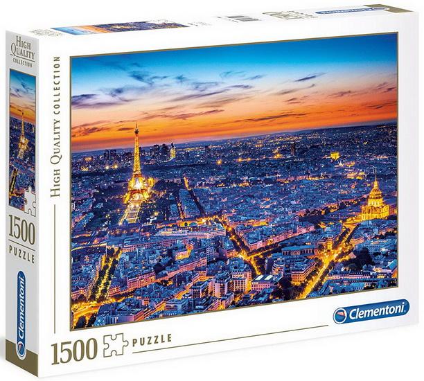 CLEMENTONI -  PARIS VIEW (1500 PIECES)