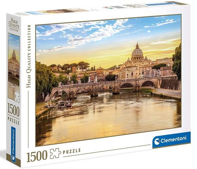 CLEMENTONI -  ROME (1500 PIECES)