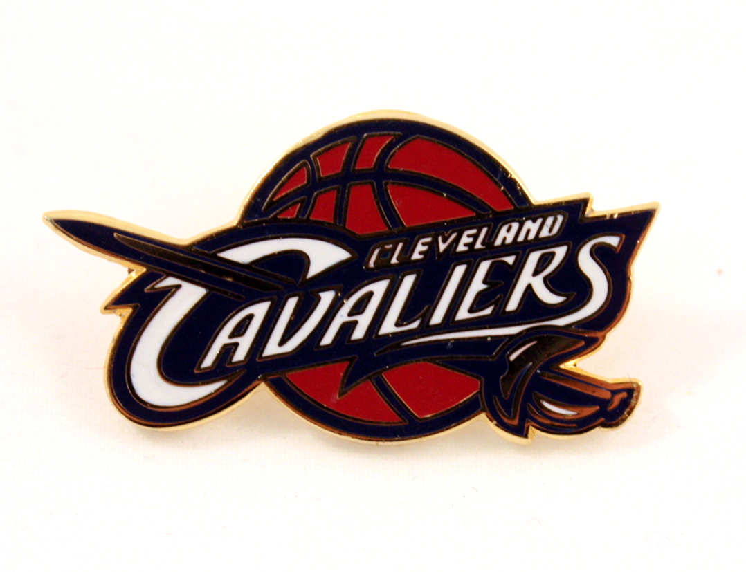 CLEVELAND CAVALIERS -  LOGO PIN