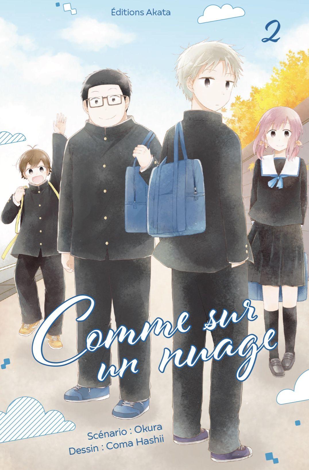 COMME SUR UN NUAGE -  (FRENCH V.) 02