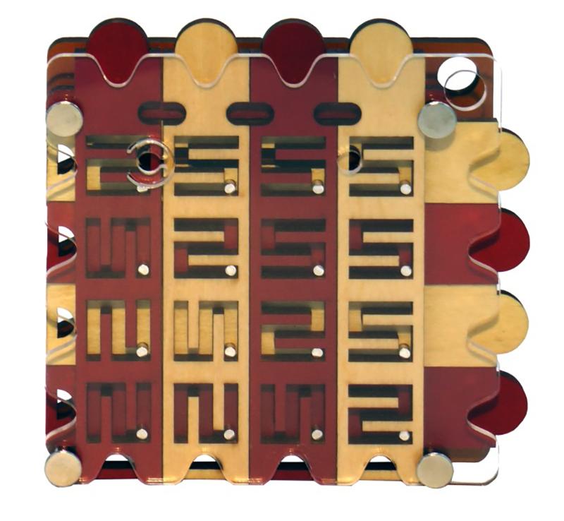 CONSTANTIN PUZZLES -  HIDDEN CORRIDOR (MULTILINGUAL)
