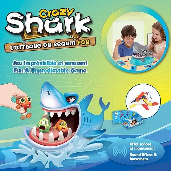 CRAZY SHARK (MULTILINGUAL)