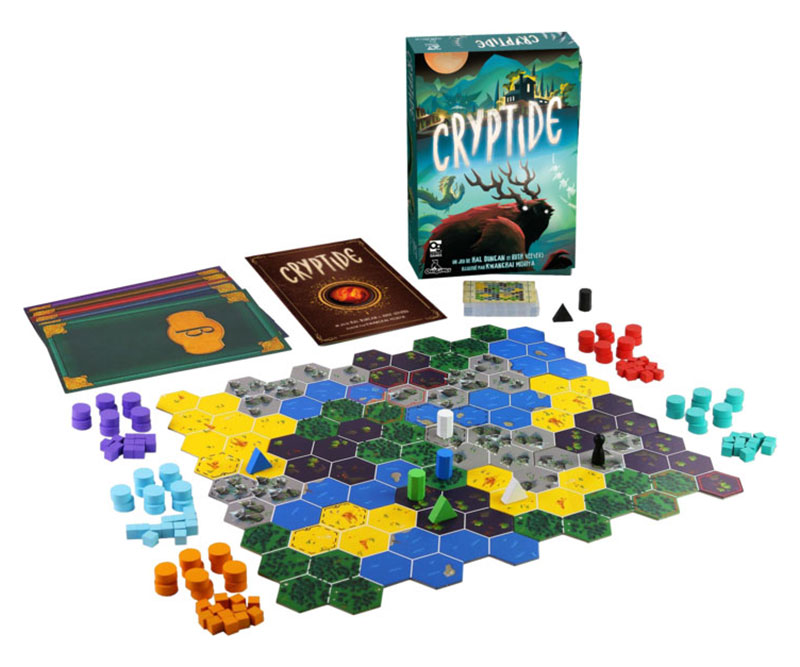 CRYPTIDE (FRENCH)