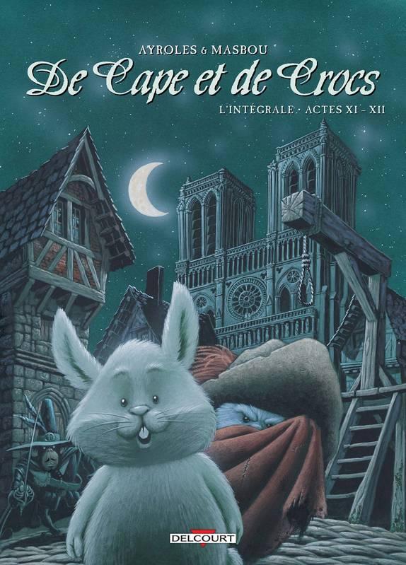 DE CAPE ET DE CROCS -  INTÉGRALE -06-