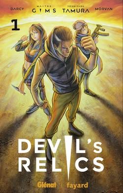 DEVIL'S RELICS -  (V.F.) 01