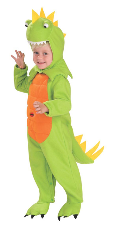 DINOSAURS -  DINOSAUR COSTUME (CHILD)