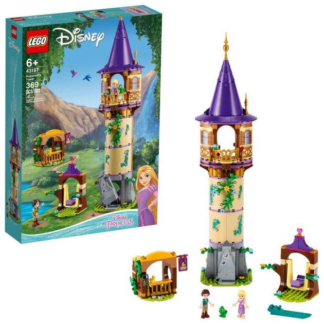 DISNEY PRINCESSES -  RAPUNZEL'S TOWER (369 PIECES) 43187