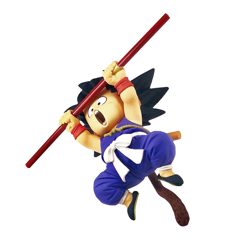 DRAGON BALL -  KID GOKU FIGURE (5 1/4 INCH) -  SON GOKU FES V9