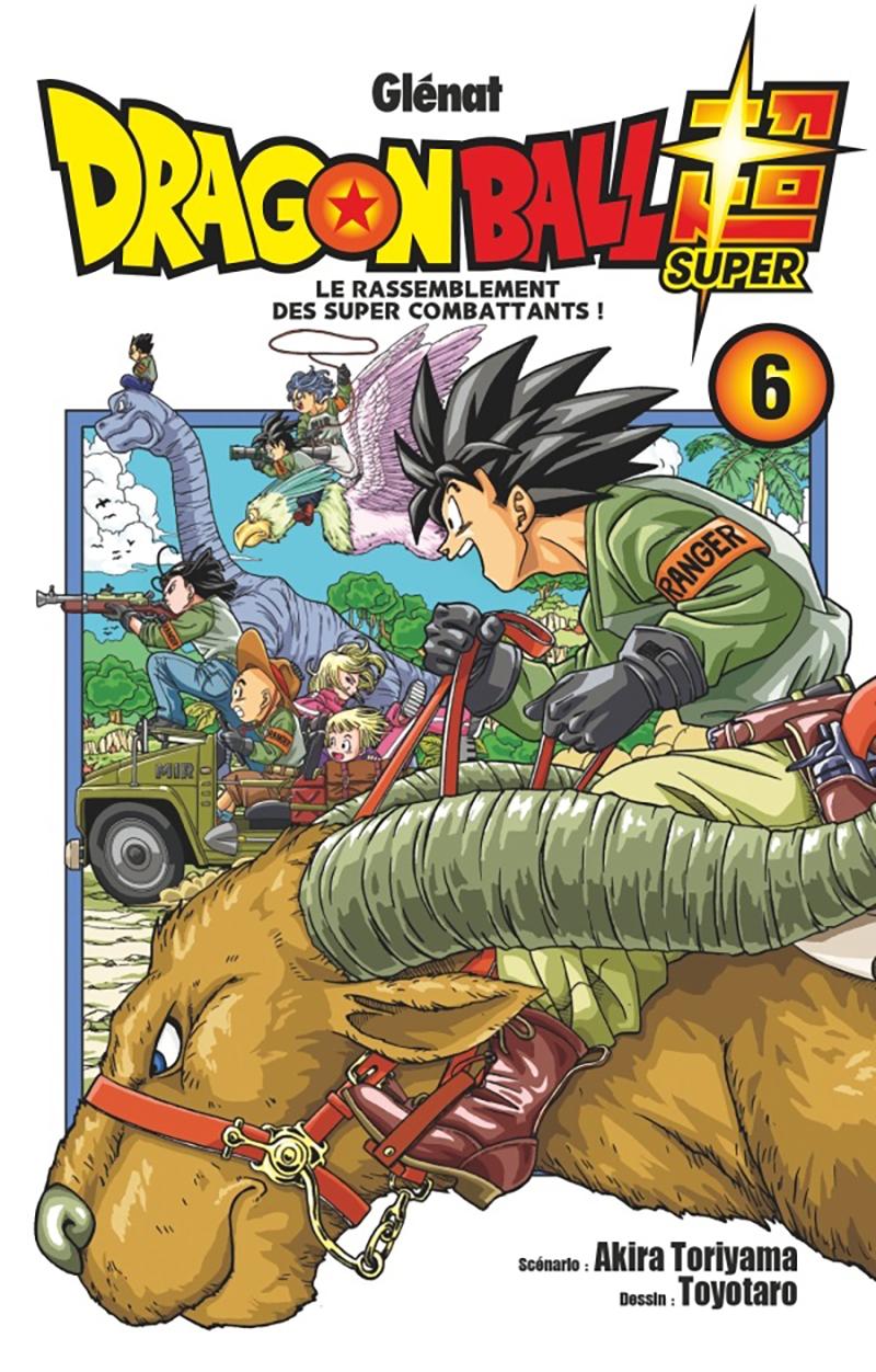 DRAGON BALL -  LE RASSEMBLEMENT DES SUPER COMBATTANTS ! (FRENCH V.) -  DRAGON BALL SUPER 06