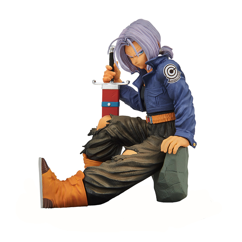 DRAGON BALL -  TRUNKS FIGURE (4.3INCHES) -  BWFC 2 V8