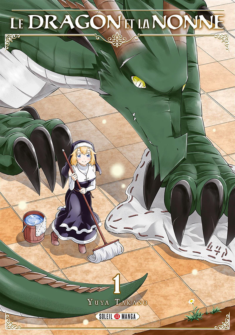 DRAGON ET LA NONNE, LE -  (FRENCH V.) 01
