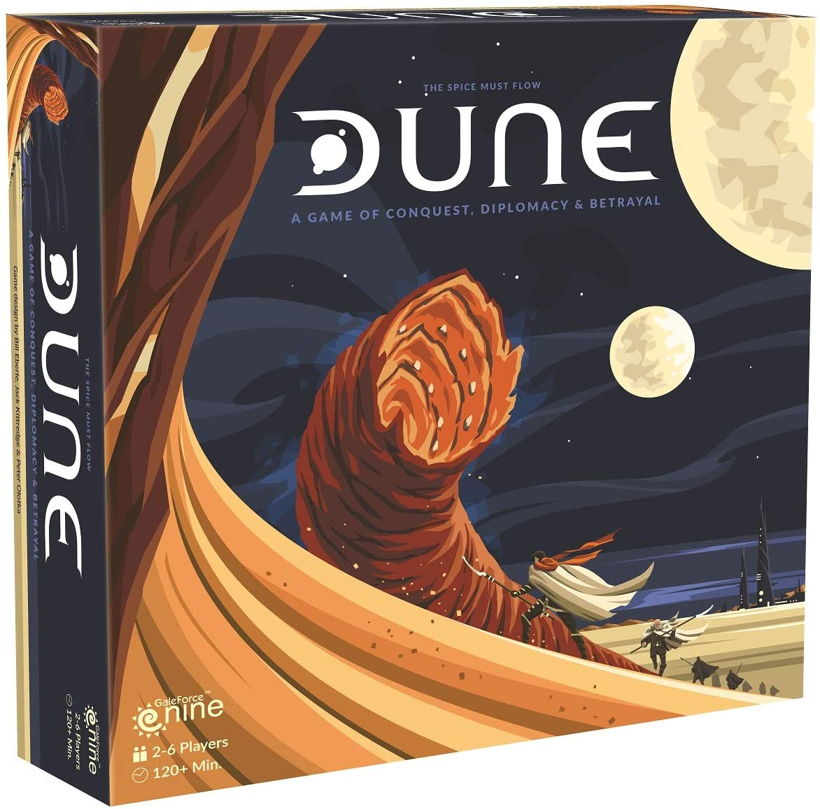 DUNE -  BASE GAME (FRENCH)