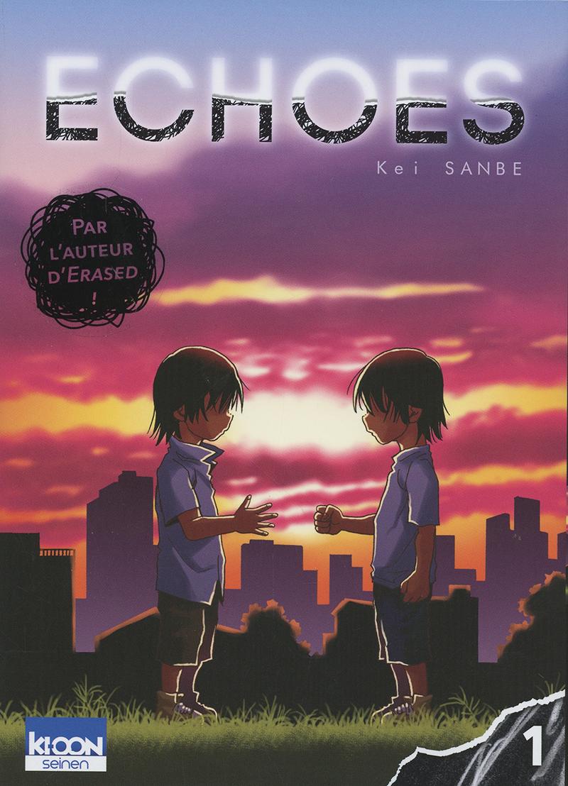 ECHOES -  (FRENCH V.) 01