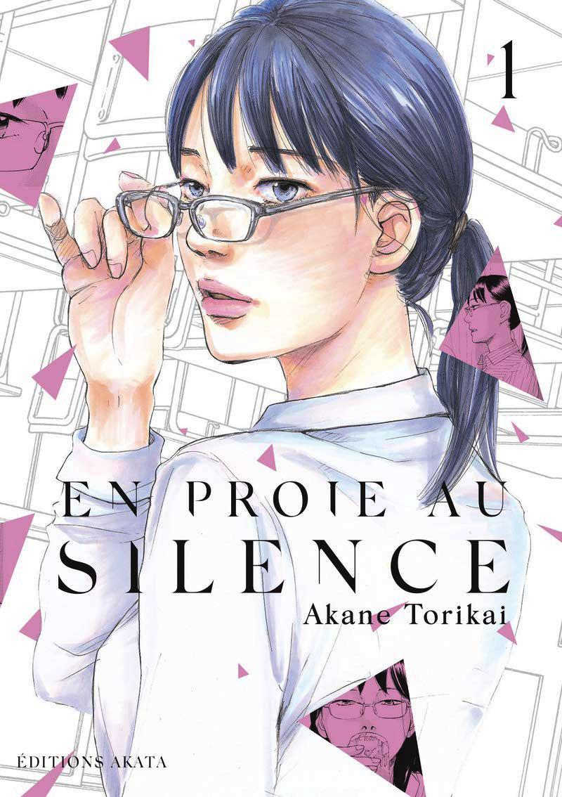 EN PROIE AU SILENCE -  (FRENCH V.) 01