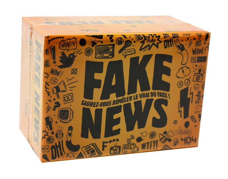 FAKE NEWS - SAUREZ-VOUS DÉMÊLER LE VRAI DU FAUX ?