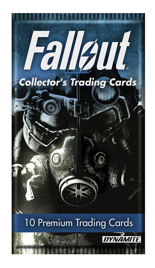 FALLOUT -  FALLOUT TRADING CARDS (P10/B24)