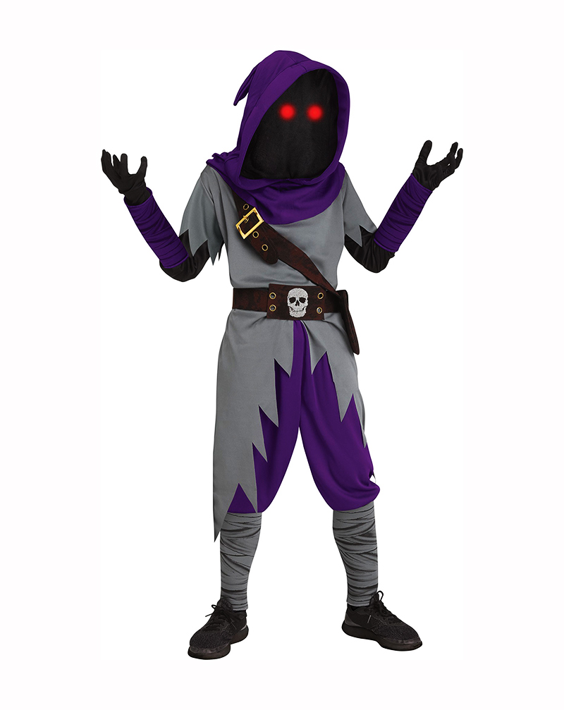 FANTASY -  FADE IN/OUT MAGE COSTUME (CHILD)