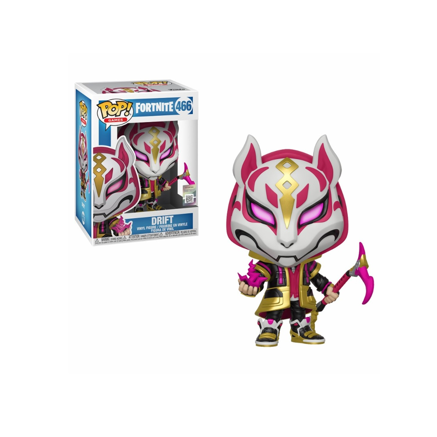 FORTNITE -  POP! VINYL FIGURE OF DRIFT (4 INCH) 466