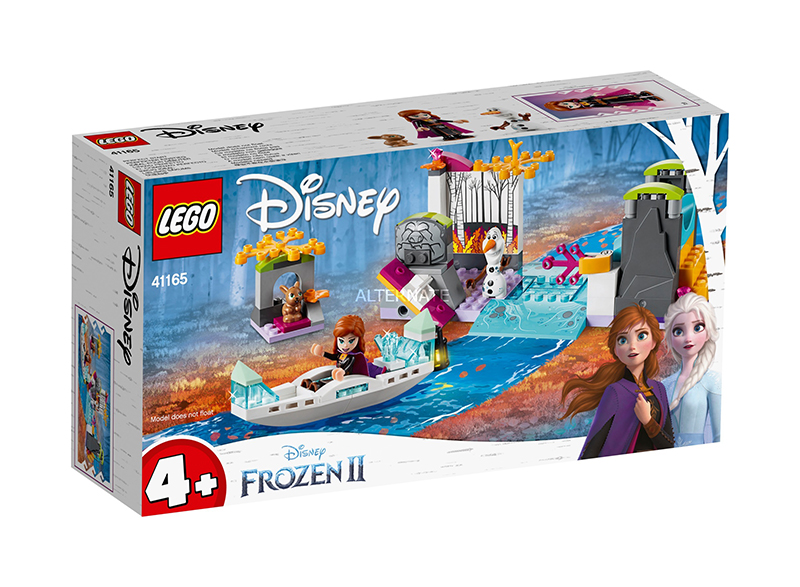 FROZEN II -  ANNA'S CANOE EXPEDITION (108 PIECES) 41165