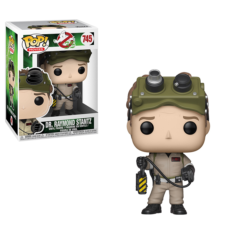 GHOSTBUSTERS -  POP! VINYL FIGURE OF DR. RAYMOND STANTZ (4 INCH) 745