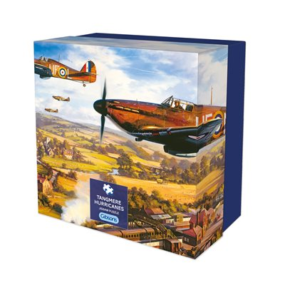 GIBSONS -  TANGMERE HURRICANES (500 PIECES)