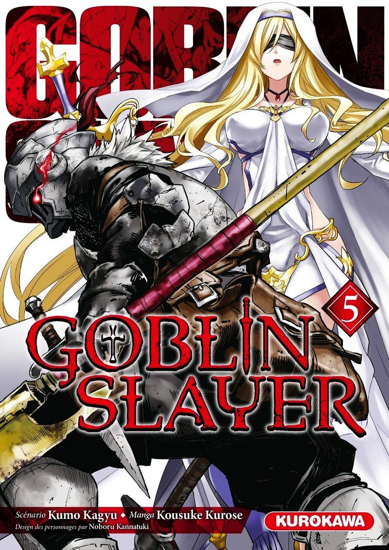GOBLIN SLAYER -  (FRENCH V.) 05