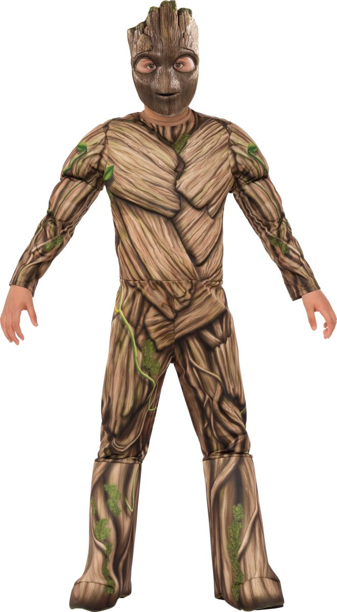 GUARDIANS OF THE GALAXY -  GROOT COSTUME (CHILD)
