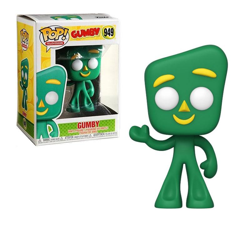 GUMBY -  POP! VINYL FIGURE OF GUMBY (4 INCH) 949