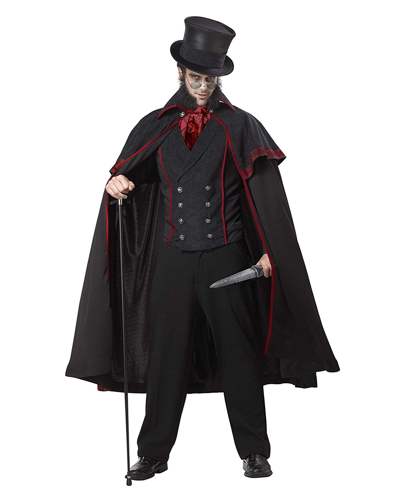 HORROR -  JACK THE RIPPER COSTUME (ADULT)